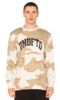 Undefeated Camo Crew in Camo