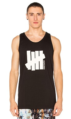 Undefeated 5 Strike Undefeated Tank in Black