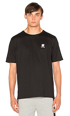 Undefeated UNDFTD Basic Crew in Black