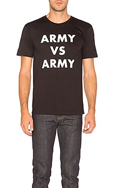 Army Vs Army Tee