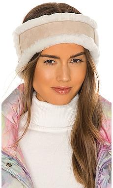 Suede and Sheepskin Headband UGG $95