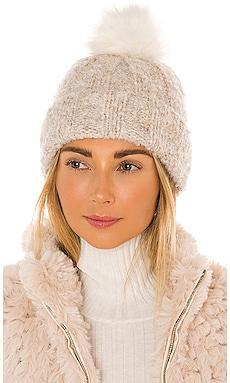 Boucle Knit Cuff Pom Hat UGG $55