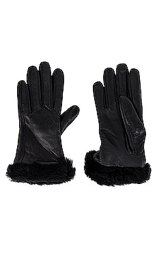 Classic Leather Shorty Tech Glove UGG $110