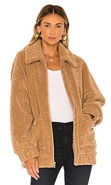 Jackeline Teddy Bear Jacket UGG $195