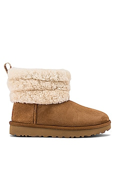 Fluff Mini Quilted Bootie UGG $170