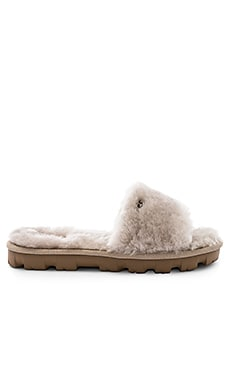 Cozette Fur Slipper UGG $80