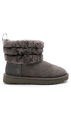 BOTTINES FLUFF MINI QUILTED UGG $170