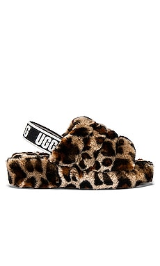 NU-PIED FLUFF YEAH UGG $100
