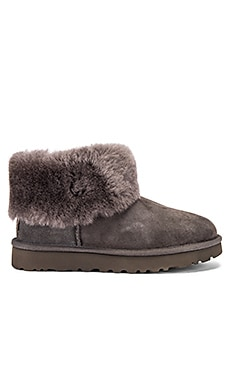 BOTTINES CLASSIC MINI FLUFF UGG $105
