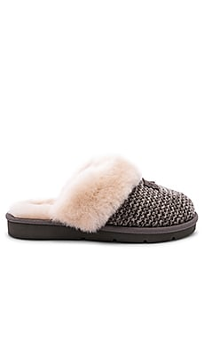 SLIPPERS COZY KNIT UGG $120 BEST SELLER