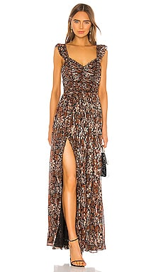 Evianna Gown Ulla Johnson $995 NEW ARRIVAL