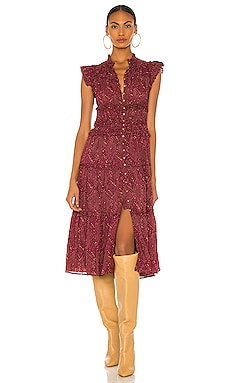 Rosalind Dress Ulla Johnson $495 NEW