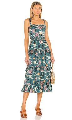 Lune Dress Ulla Johnson $425 BEST SELLER