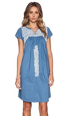 Ulla Johnson Dahlia Dress in Cornflower