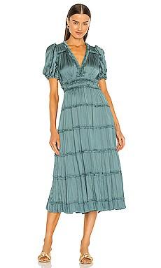 Olivia Maxi Dress Ulla Johnson $645 NEW