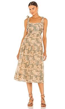 Minerva Dress Ulla Johnson $795
