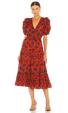 Irvette Dress Ulla Johnson $675
