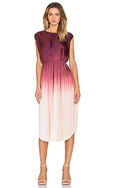 Ulla Johnson Lily Dress in Bordeaux