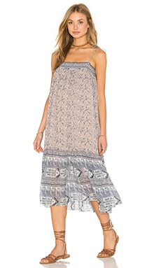 Ulla Johnson Imane Dress in Rose
