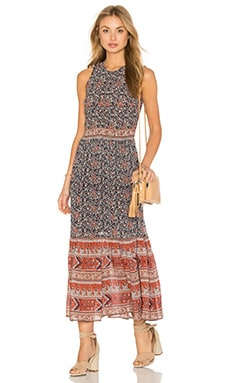 Ulla Johnson Juliette Dress in Navy