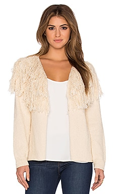 Ulla Johnson Astras Cardigan in Natural