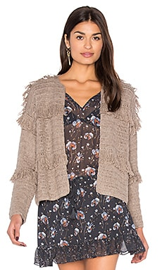 Clarabelle Cardigan in Oatmeal