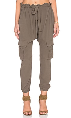Ulla Johnson Army Pant in Slate