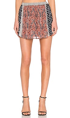 Ulla Johnson Remy Skirt in Coral