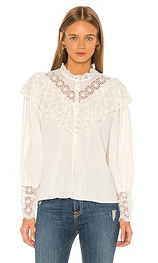 BLUSA ETHEL Ulla Johnson $395