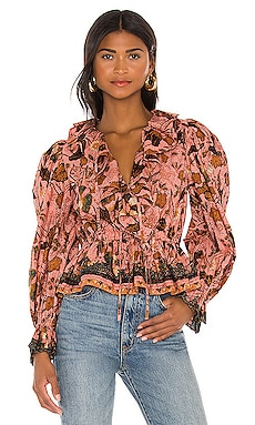 Kalila Blouse Ulla Johnson $295 NEW