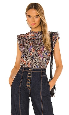 Louise Top Ulla Johnson $245 Collections