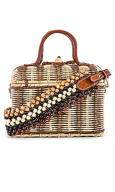 Priska Lunchbox Bag Ulla Johnson $395 Collections