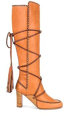 Atlas Mocassin Boot Ulla Johnson $895 NEW