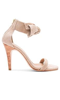 Купить Туфли на каблуке thecia - Ulla Johnson цвет цвет загара