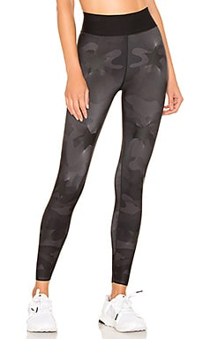 Ultra High Silk Camo Knockout Legging ultracor $198