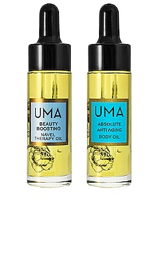 Beauty Boosting Navel Therapy Oil Set UMA $45