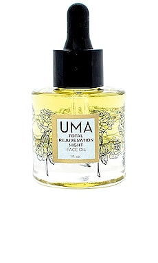 Total Rejuvenation Night Face Oil UMA $150