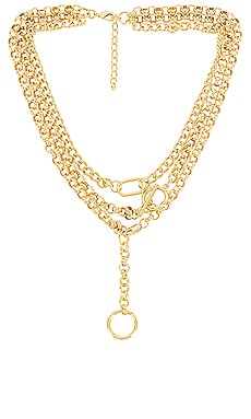 Luxe and Ball Necklace Uncommon James $78