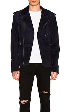 Easy Rider Suede Jacket