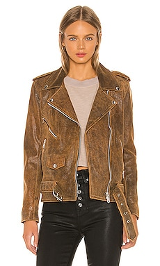 Lightweight Easy Rider Jacket Understated Leather $395