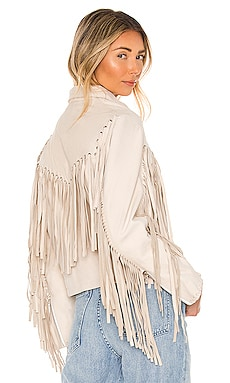 Mustang Jacket Understated Leather $493
