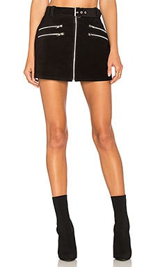 City Slicker Skirt in Black