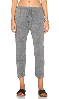 une Liz Loos Pant in Heather Grey