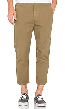 UNIF Achilles Pant in Military Green