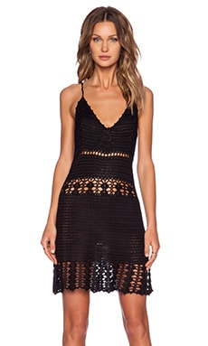 UNIF Dharma Dress in Black