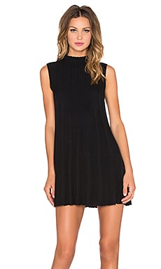UNIF Sadi Dress in Black
