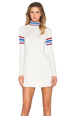 UNIF Olympia Dress in White