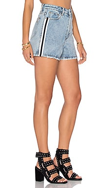 Madi Shorts in Light Blue