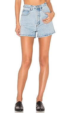 UNIF Jodi Shorts in Light Blue