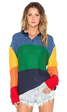 UNIF Caleb Sweater in Crayola